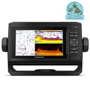 Echomap UHD 65cv Chartplotter Fishfinder Combo