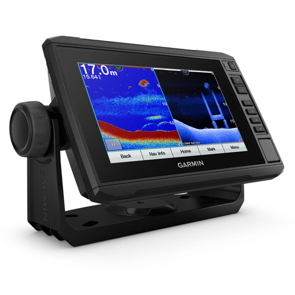 Echomap UHD 75cv Chartplotter Fishfinder Combo