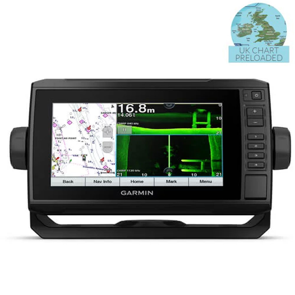 Echomap UHD 95sv Chartplotter Fishfinder Combo