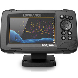 Hook Reveal 5 50_200 HDI Chartplotter Fishfinder Combo