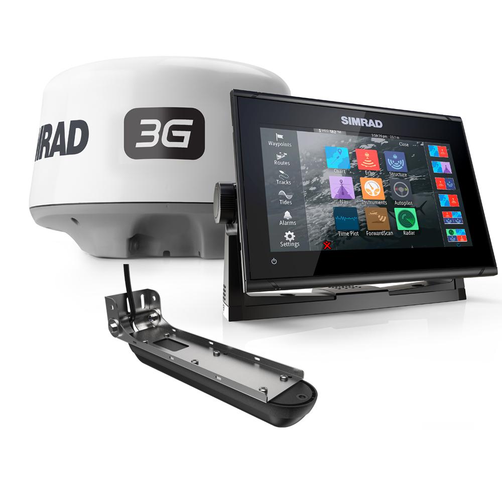 Go9 XSE 3in1 & 3G Radar Bundle