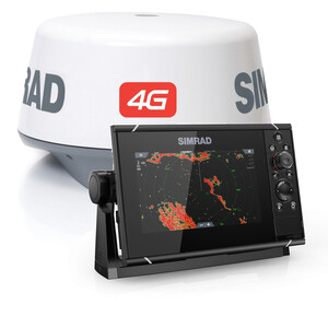 NSS7 evo3 MFD and 4G Radar Bundle