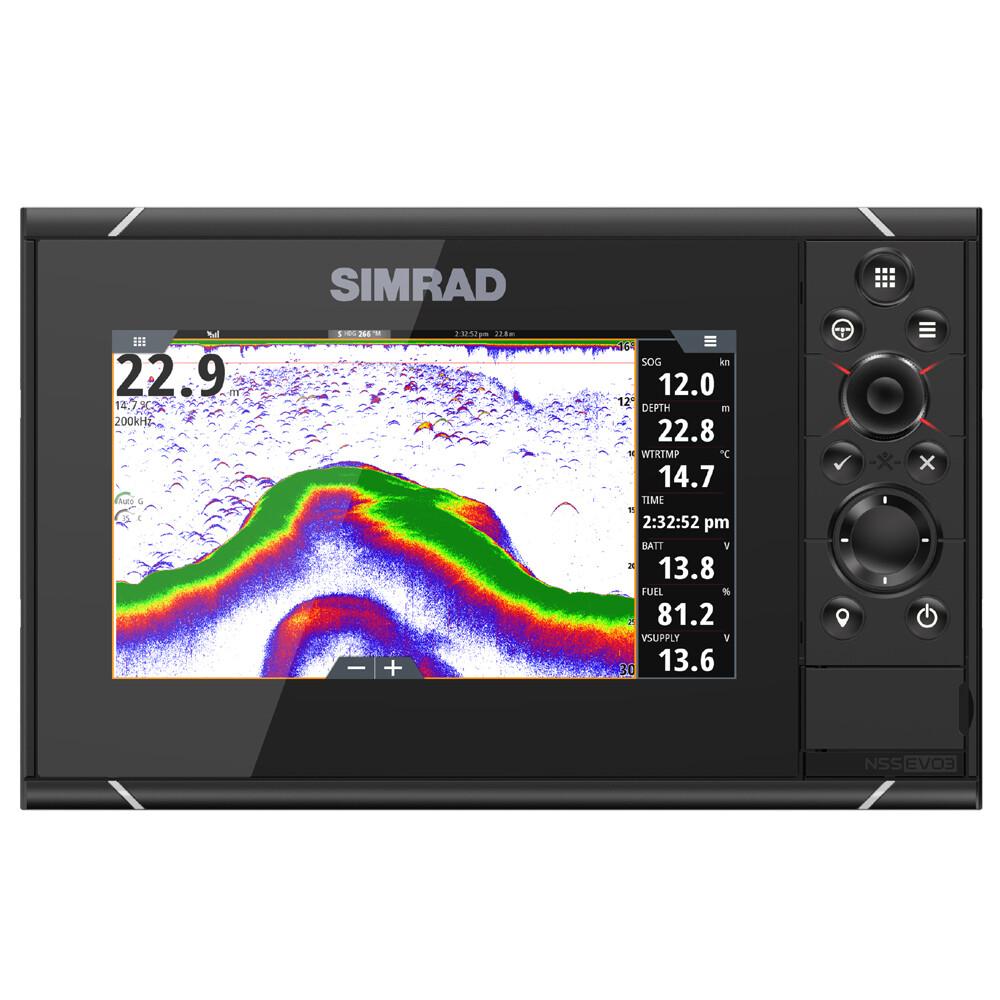 NSS7 evo3 MFD and 4G Radar Bundle