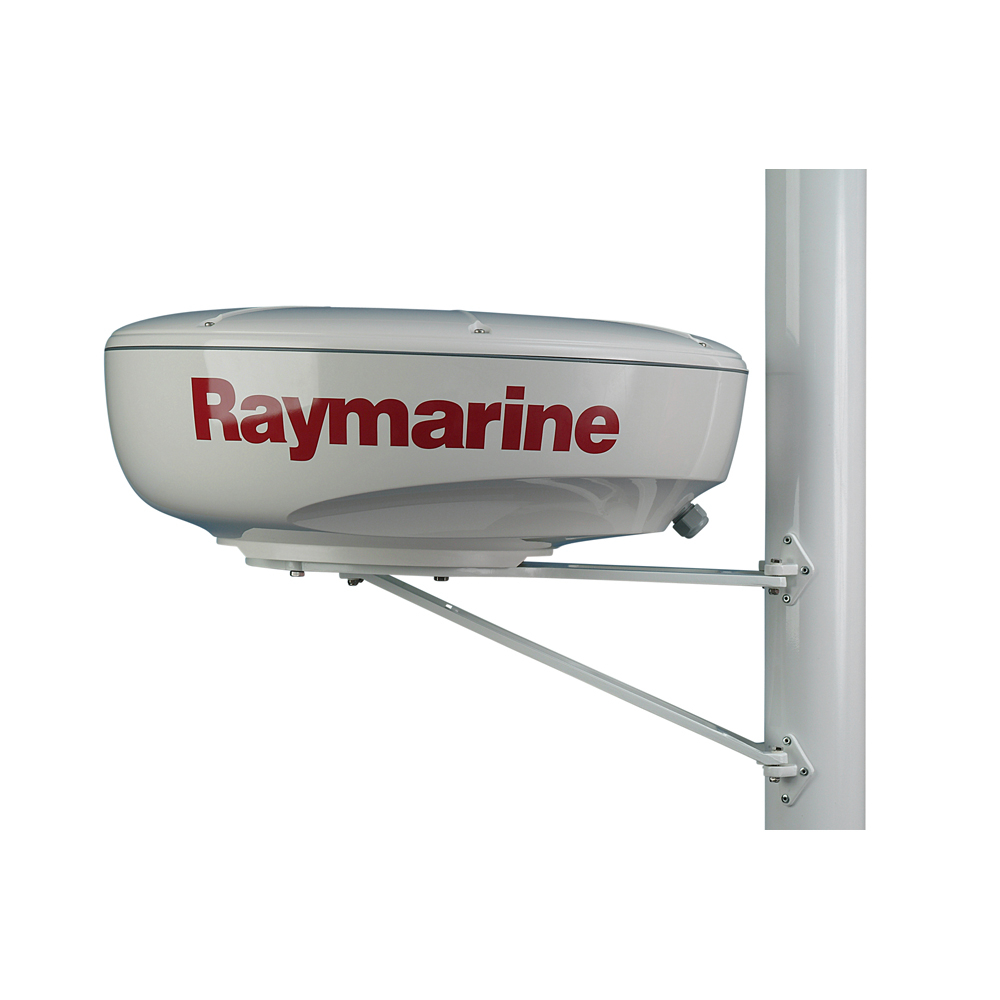 M92698 Mast Mount for Raymarine 4kW radome