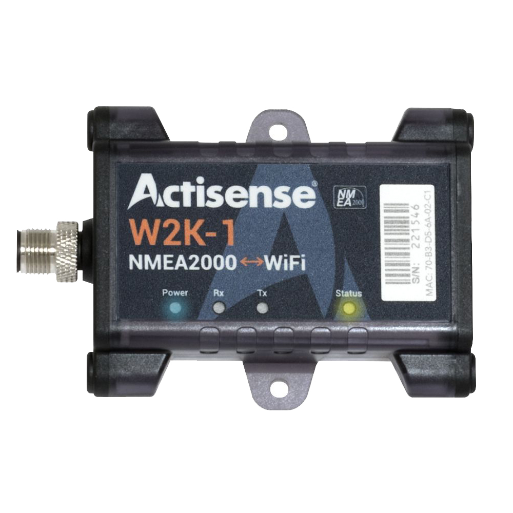 W2K-1 NMEA 2000 to WiFi Gateway
