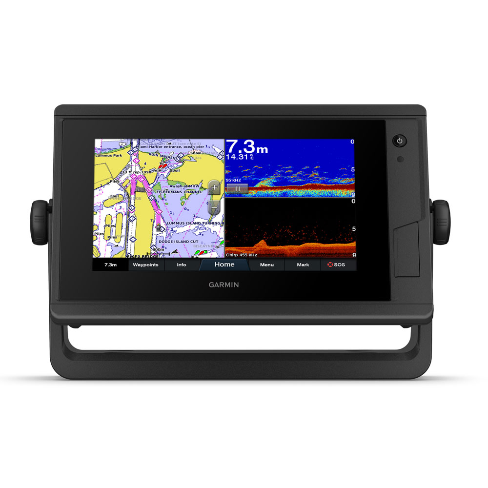GPSMAP 722xs Plus Multifunction Display