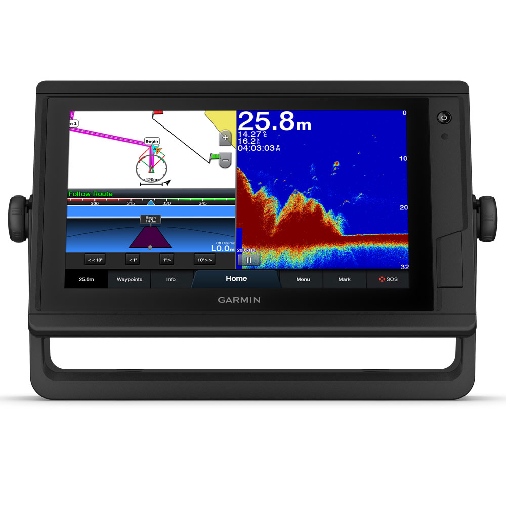 GPSMAP 922xs Plus Multifunction Display