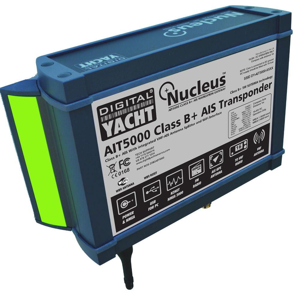 AIT5000 Class B plus AIS Transponder