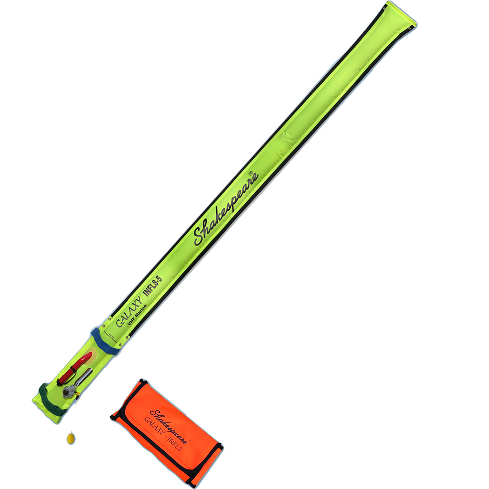 Inflatable Emergency VHF Antenna