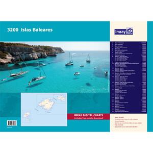 3200 Islas Baleares Chart Pack
