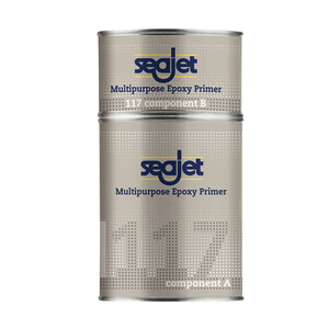 117 Multipurpose Epoxy Primer Grey