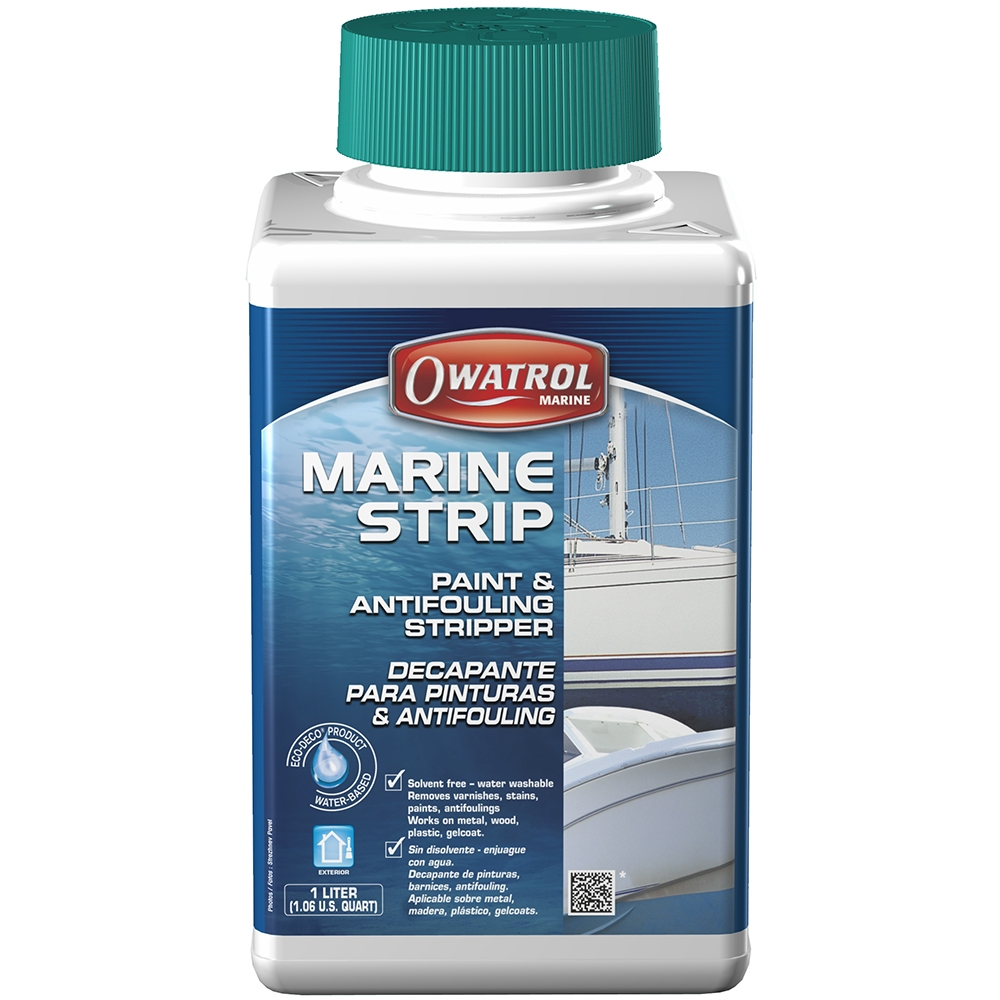 Marine Strip Paint, Varnish & Antifoul Stripper