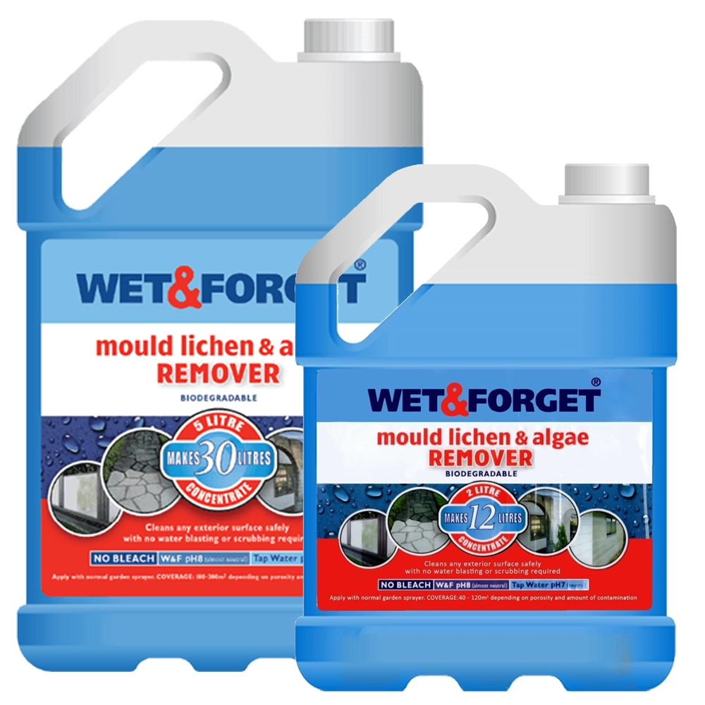Wet & Forget Mould and Algae Remover