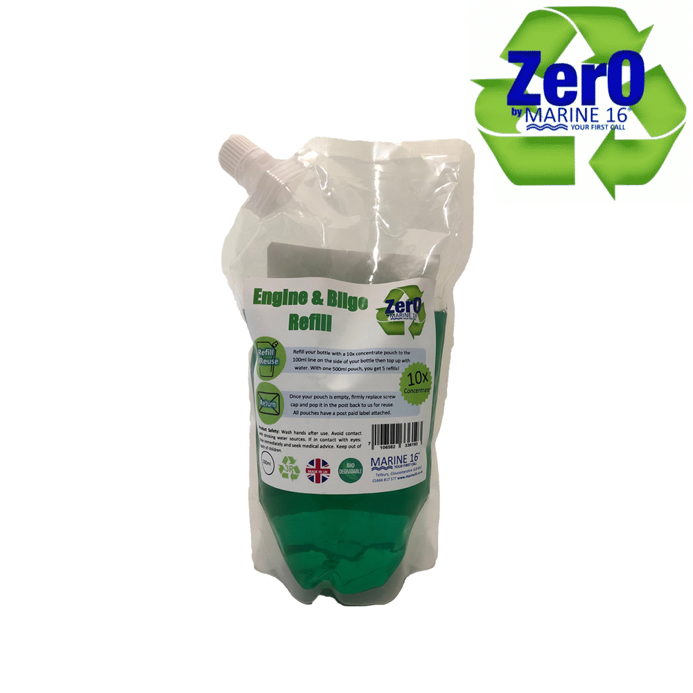 Engine & Bilge Cleaner Refill Pouch 500ml