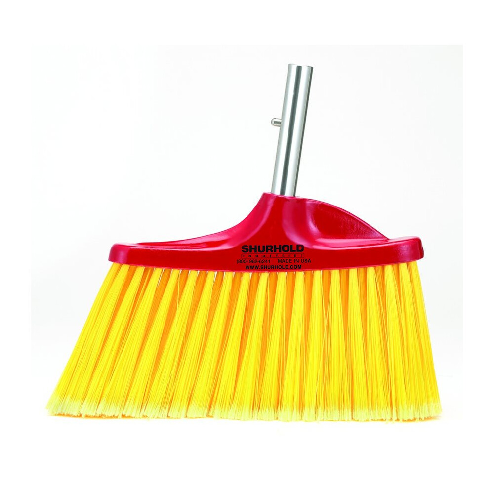 Angled Floor Broom Attachment