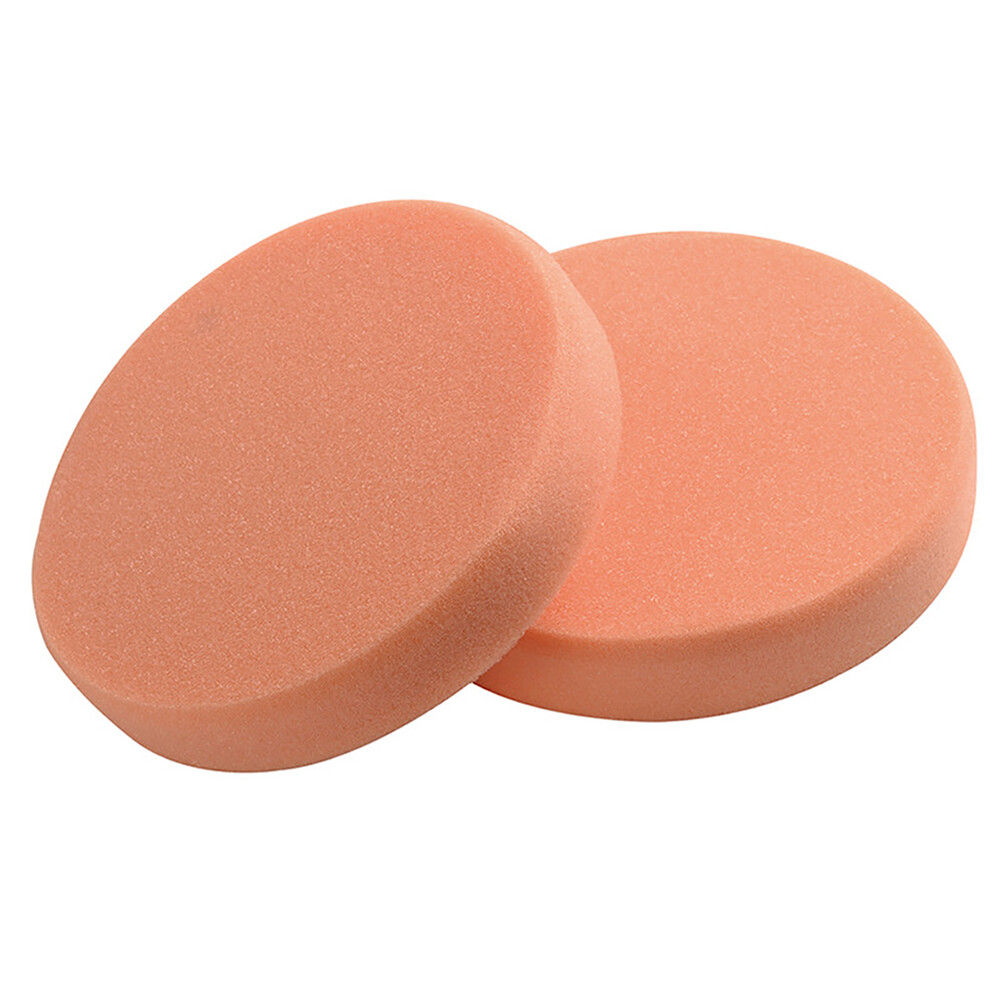 Medium Stiff Foam Pads (Orange) - 2PK