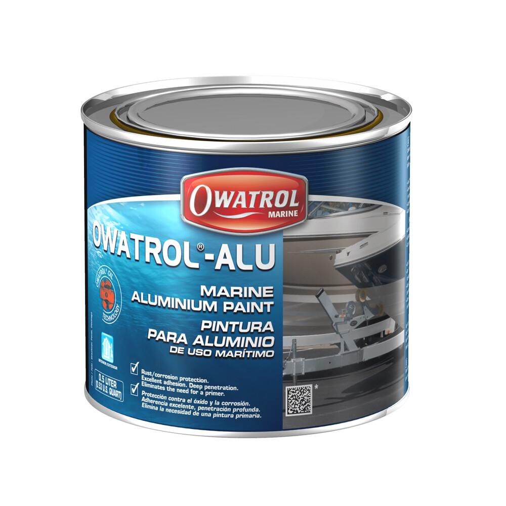 GLV Aluminium Paint 0.75ltr