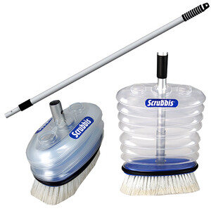 DipDeck Brush Head with Telescopic Pole