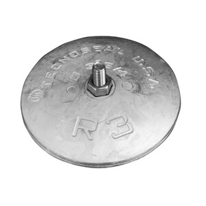 Disc Anode (pair) for Rudder 92mm - Magnesium