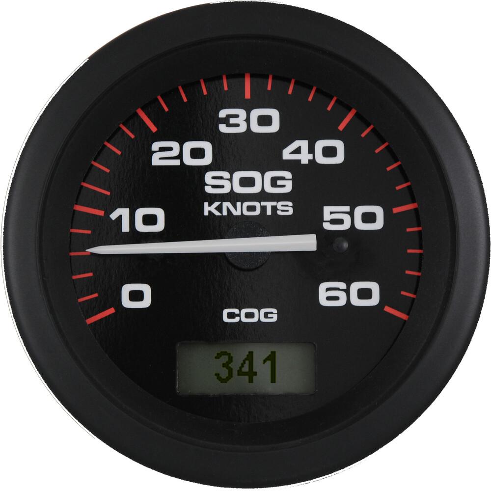 Amega GPS Speedo 0-60knots