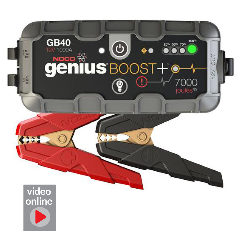 Genius Boost GB40 Jump Starter
