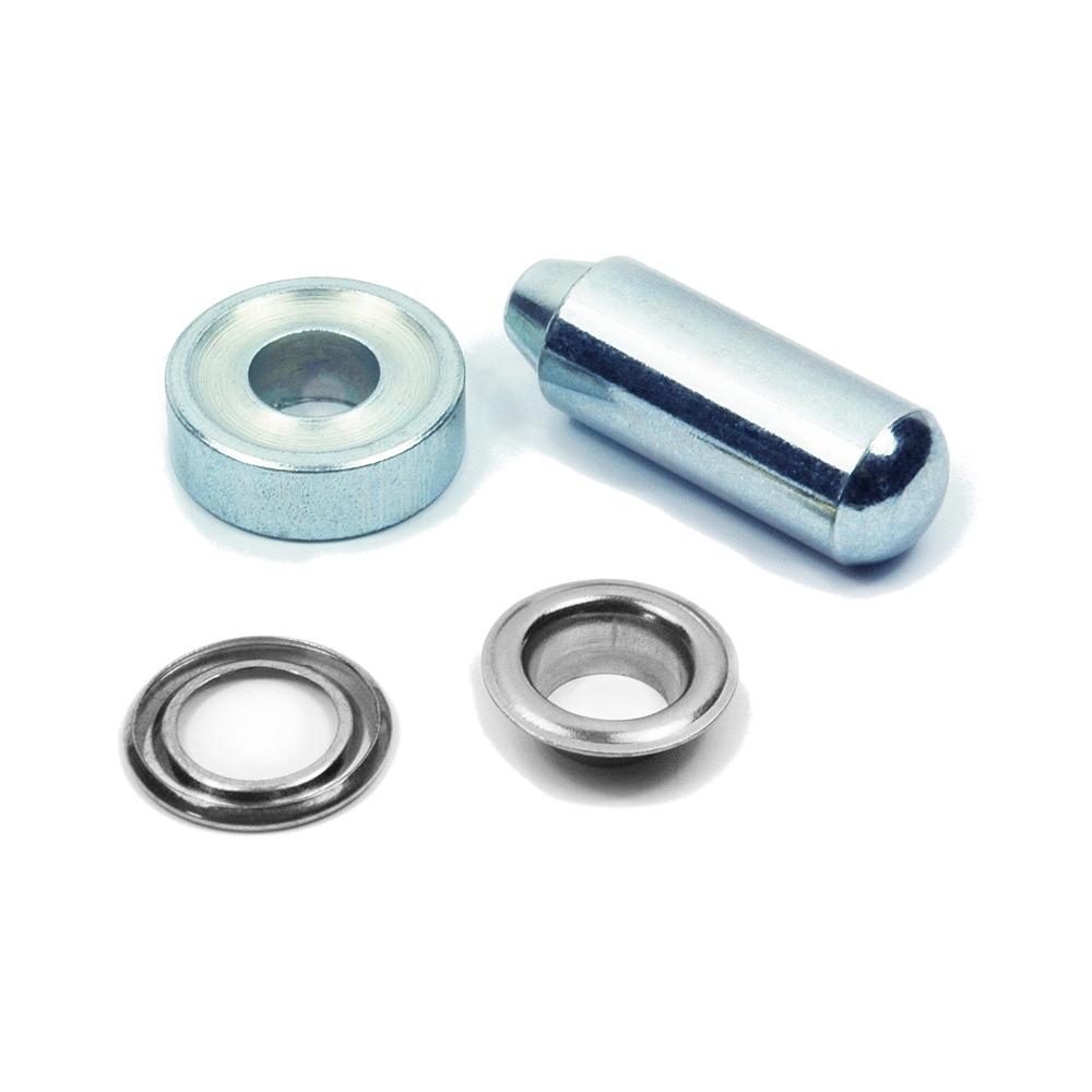 Nickel Plated Brass Eyelet Kit