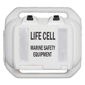 Life Cell Emergency Pod - White