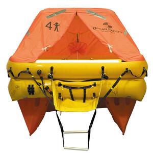 Ocean ISO Liferaft - Cannister