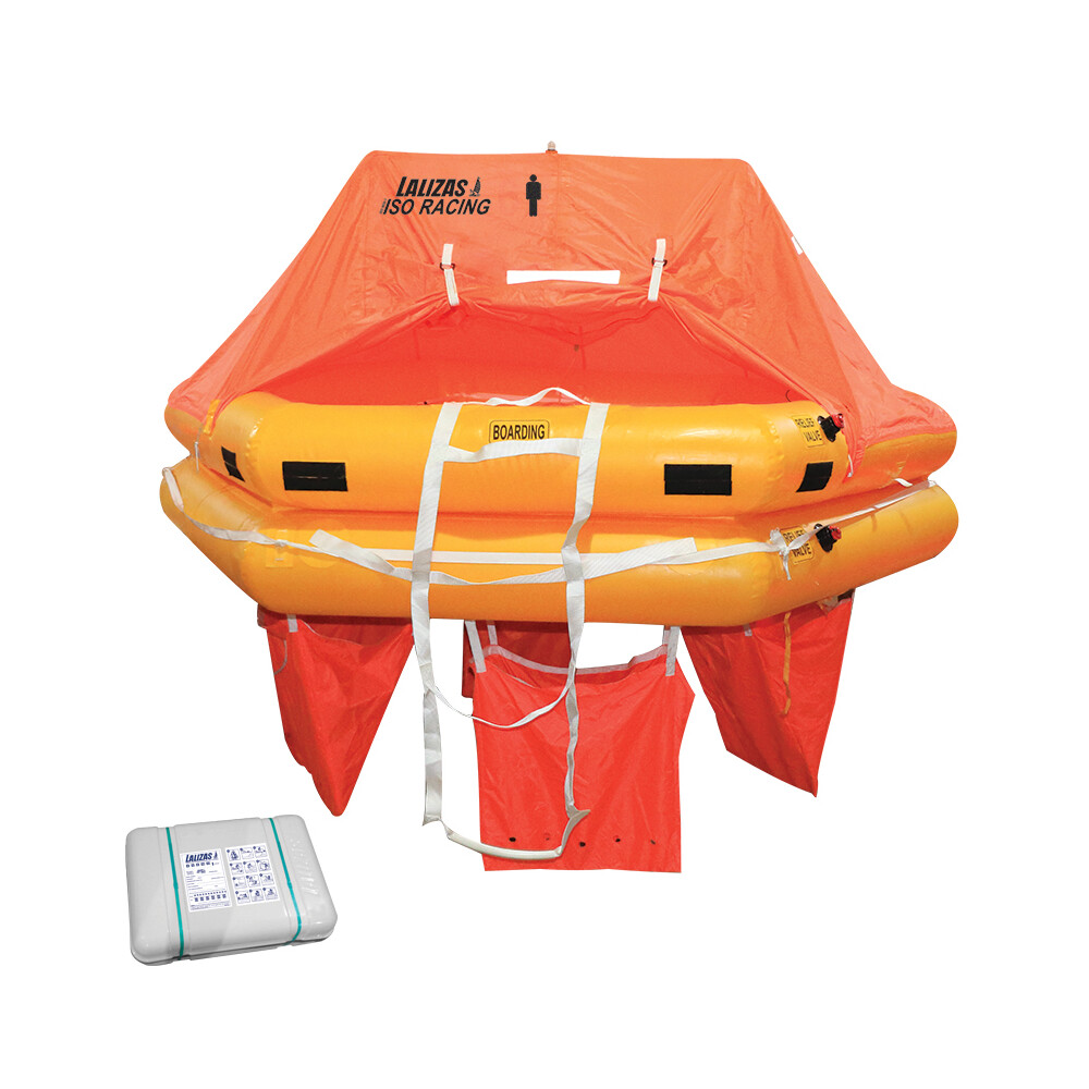 ISO Racing Liferaft - Canister