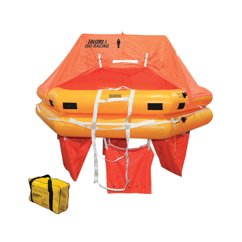 ISO Racing Liferaft - Valise