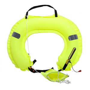 Inflatable Horseshoe - Hard Case