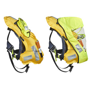 Ergofit+ 190N Automatic + Harness Lifejacket