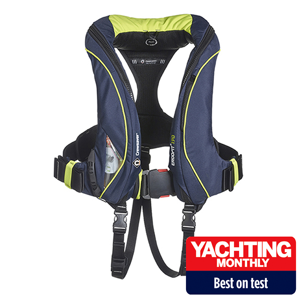 Ergofit+ 190N Automatic + Harness Life Jacket