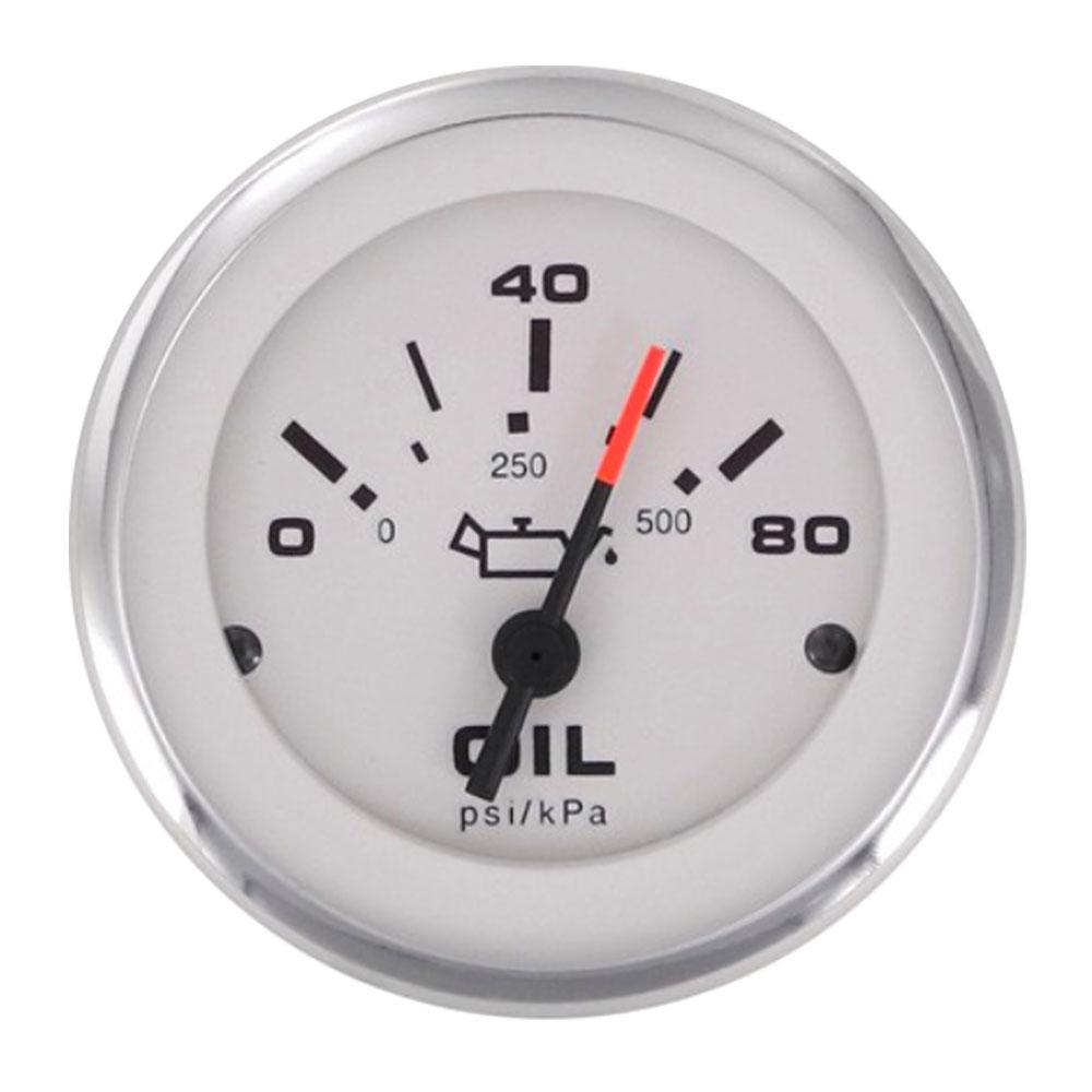 Lido Pro Oil Pressure Gauge