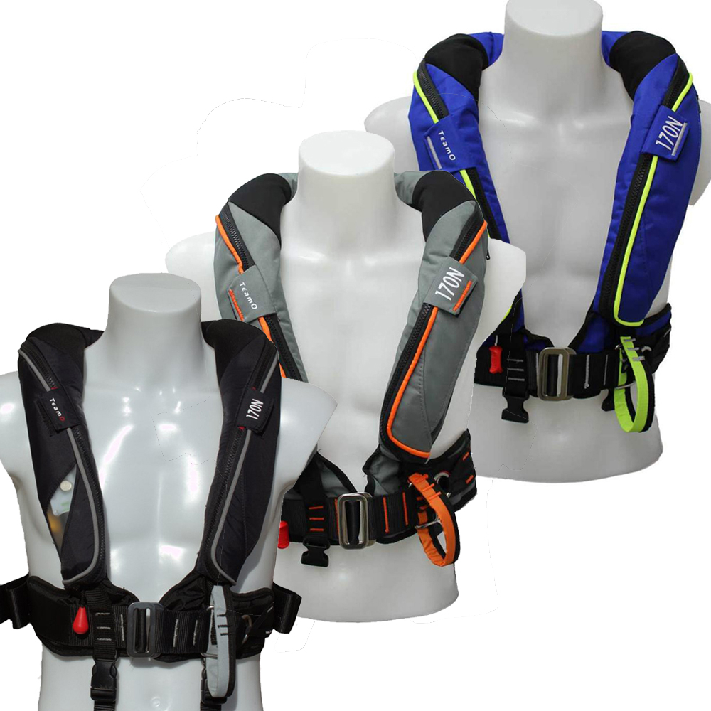Offshore Backtow 170N Manual Life Jacket