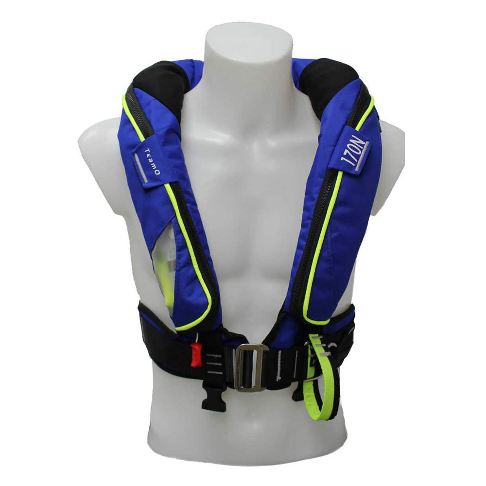 Offshore Backtow 170N Automatic Lifejacket Blue