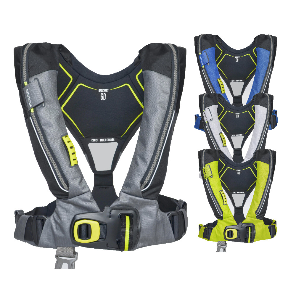 Deckvest 6D 170N Lifejacket