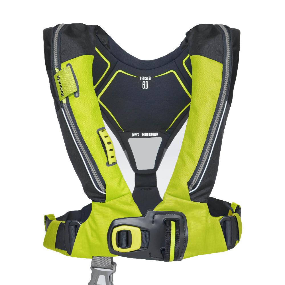 Deckvest 6D 170N Lifejacket