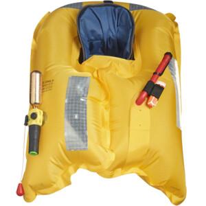 Crewfit 165N Sport Lifejacket Manual Harness Red