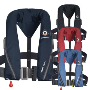 Crewfit 165N Sport Life Jacket Automatic Harness