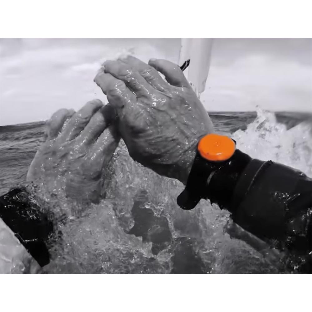 MOB Alert Wrist tag