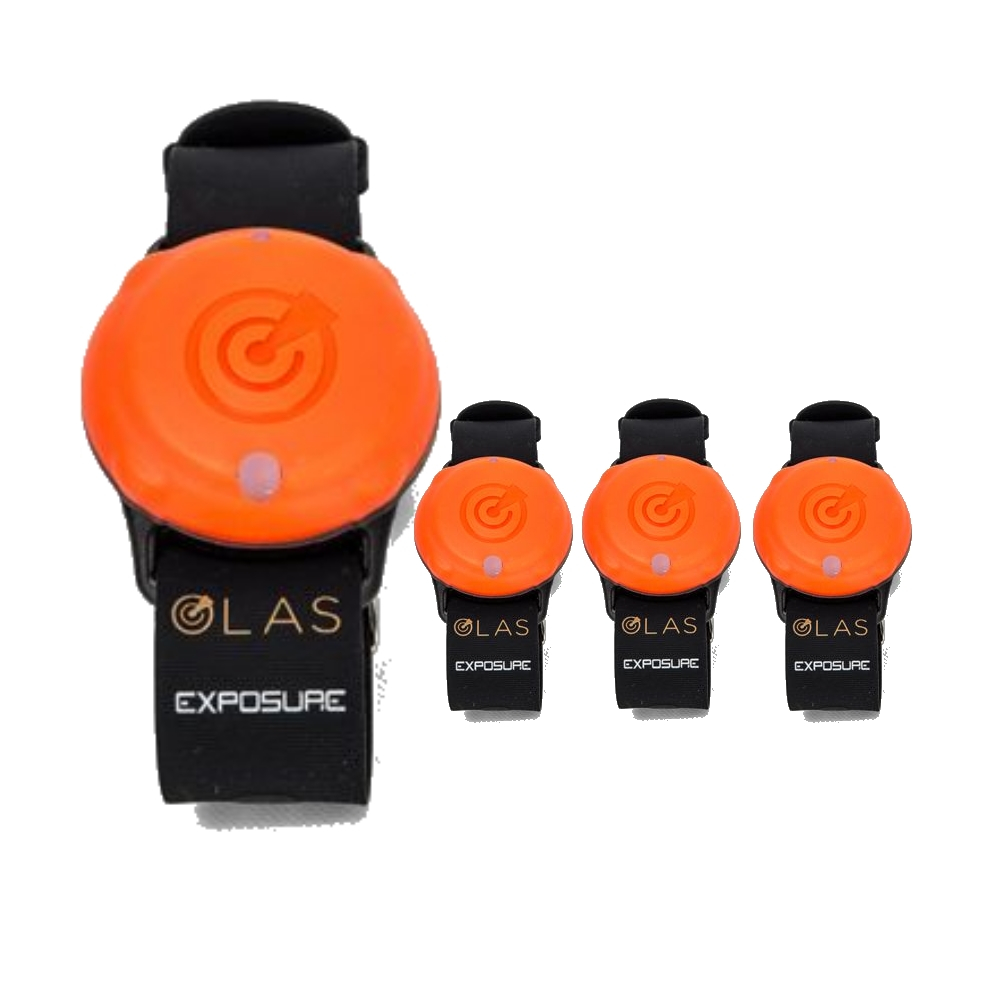 OLAS MOB Alert Wrist tag (4-pack)
