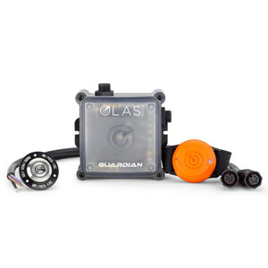 OLAS Guardian Man Overboard Alarm & Cut Off Switch