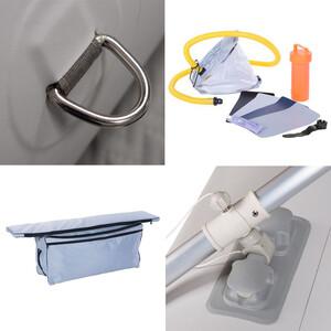 Hypalon Inflatable Dinghy - Air Deck