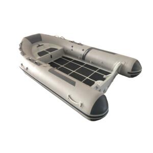 360 Aluminium Hull RIB
