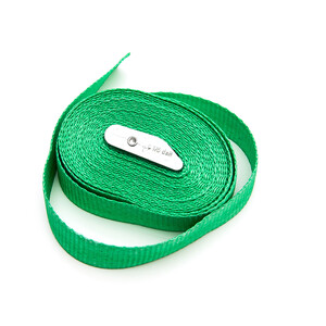 Adjustable Webbing Strap - Green 500cm