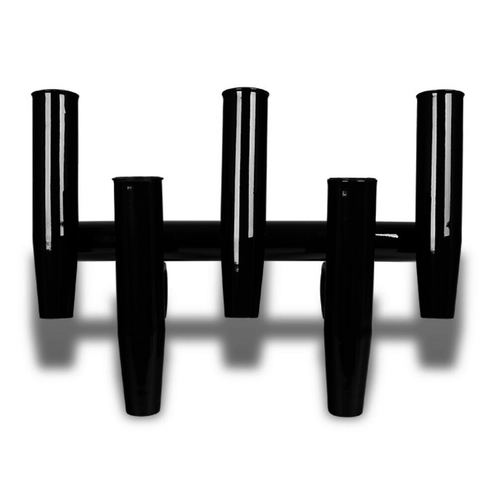5 Rod Holder for T-Top Black