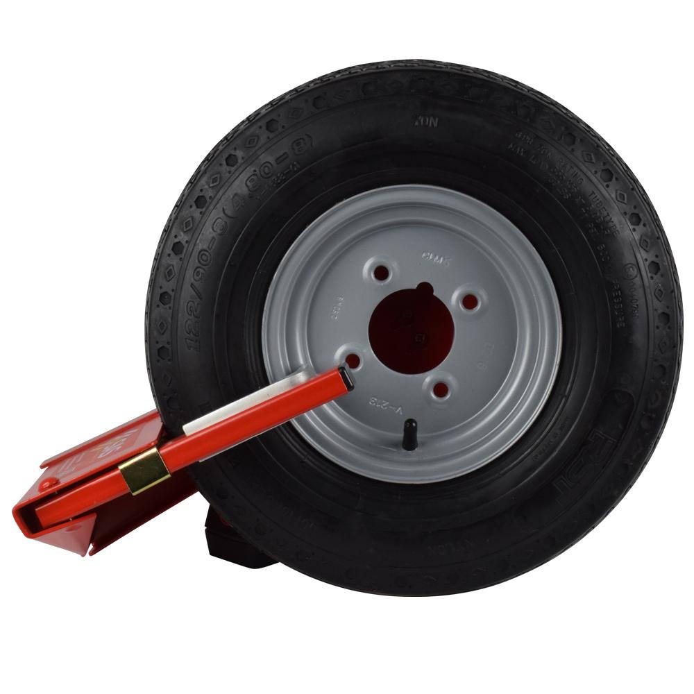 Trailer Wheel Clamp