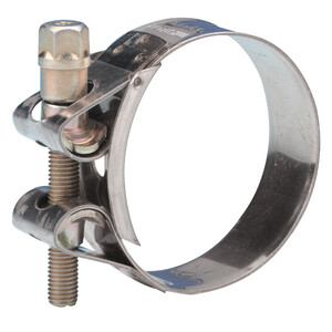 Exhaust Hose Bolt Clamp