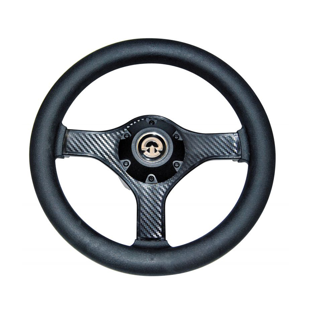 Riviera Carbon Effect Steering Wheel